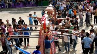 Devta Dance at Kuthah Mela, Janjehli