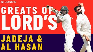 Ravindra Jadeja vs Shakib Al Hasan | Who's The Greatest?