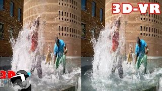 3D Extreme Effects Compilation | 3D Side by Side SBS VR Active Passive