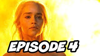 Game Of Thrones Season 6 Episode 4 - TOP 10 WTF and Book Changes