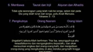 Muslim vs Kristen VOL 7 PART 2/4