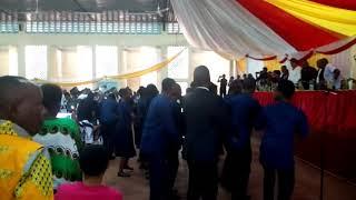 Uzinduzi wa Album ya Bwana unibadili MoCu university