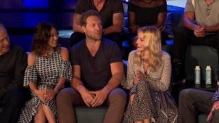 Suicide Squad | full Press Conference (2016) Jared Leto Margot Robbie Will Smith