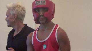 The Journey of an Amateur Boxing Debut: Joshua Rodriguez