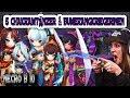 Download Video Download 5 GIRLS RUSH Necro B10 / KEINE OP RUNEN|| Summoners War [Deutsch/German] 3GP MP4 FLV