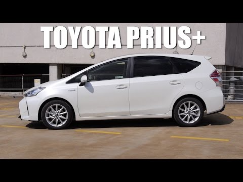 Xxx Mp4 ENG Toyota Prius Prius V 2015 Test Drive And Review 3gp Sex