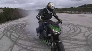 Kawasaki Z800 Stunt