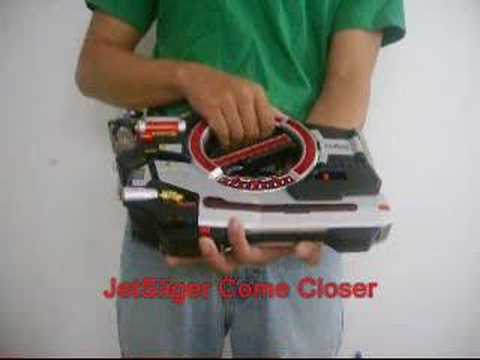 Kamen Rider 555 DX Faiz Blaster Review