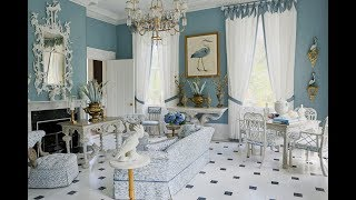 At Home in Charleston with Carolyne Roehm