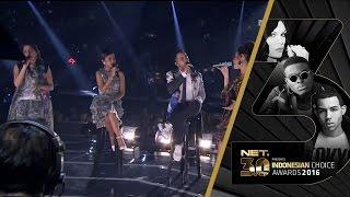 GAC ft Raisa - Medley | Male Singer Of The Year | NET 3.0