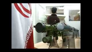 Iran Misagh 2 man-portable infrared guided surface to air missile ميثاق دو موشك دوش پرتاب ايران