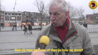 Dennis treft gelicenceerd radio zendamateur