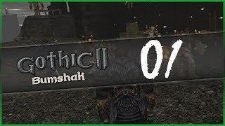 1#Gothic II NK: Bumshak PL - ZOSTAŁEM ORKIEM!