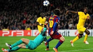 Lionel Messi ● RECORD 4 Nominations for FIFA Puskas Award  ► ALL Nominated Goals   HD  