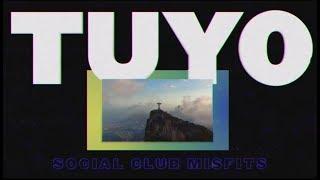 Social Club Misfits - Tuyo ft. Danny Gokey + Jordin Sparks (Lyric Video)