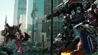 Transformers 3 O Lado Oculto Da Lua Optimus Prime Vs Sentinel Prime Completo Dublado HD