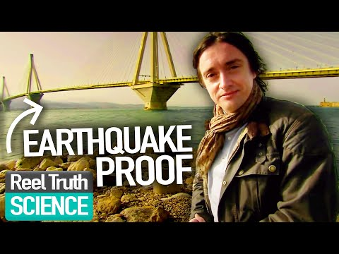 Engineering Connections Earthquake Proof Bridge Richard Hammond Science Documentary