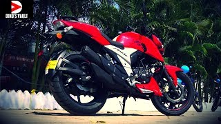 Apache RTR 160 4V First Ride Review All 3 Colors Walkaround #Bikes@Dinos