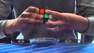 Mats Valk's 5.55s Rubik's Cube World Record breaks Feliks Zemdegs 5.66