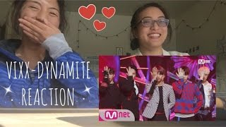 VIXX - Dynamite Live: Comeback Stage M COUNTDOWN-REACTION
