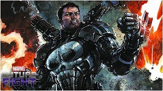 Putting Punisher to the Test - Marvel Future Fight