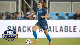 USWNT puts unbeaten 2018 to the test with friendlies in Europe   2018 CONCACAF Women