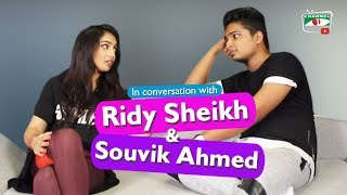 In Conversation with Ridy Sheikh & Shouvik Ahmed | Channeli TV