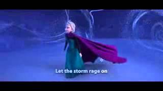 FROZEN  Let It Go Singalong  Official Disney HD.3gp