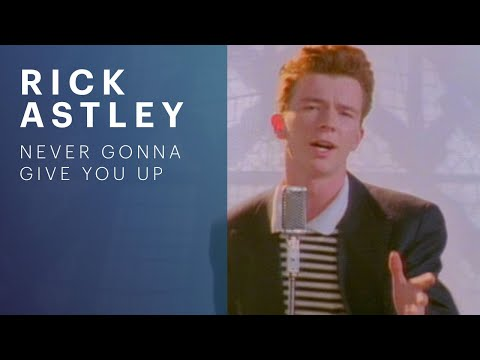 Xxx Mp4 Rick Astley Never Gonna Give You Up 3gp Sex