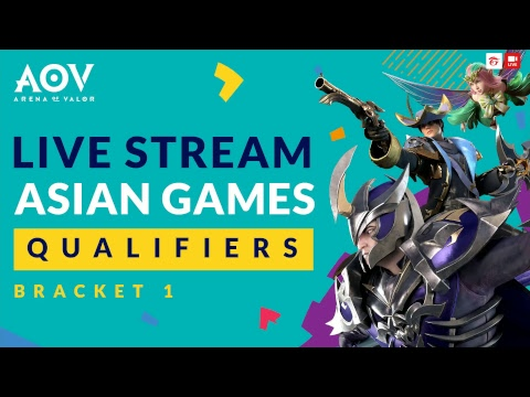 Xxx Mp4 ASIAN GAMES Qualifiers 25 Mei 2018 Garena AOV Arena Of Valor 3gp Sex