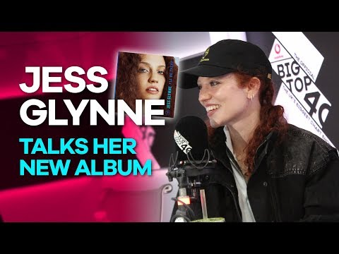 Jess Glynne talks about her new album and I'll Be There