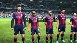PES 2013 - Peter Drury Commentary in PES 2013 part 2