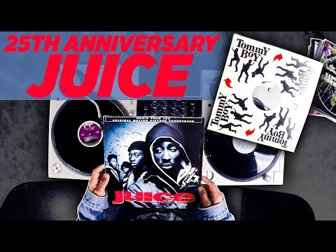25th Anniversary of Juice