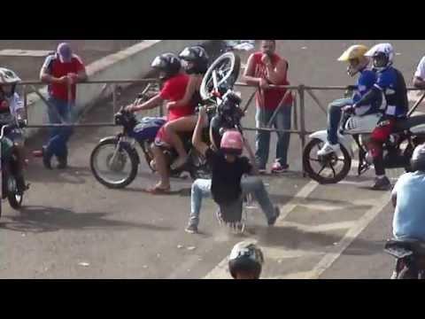 AUTO GIRO Manobras Motos Freestyle Wheeling Empinando Grau Autodromo De Campo Grande Ms