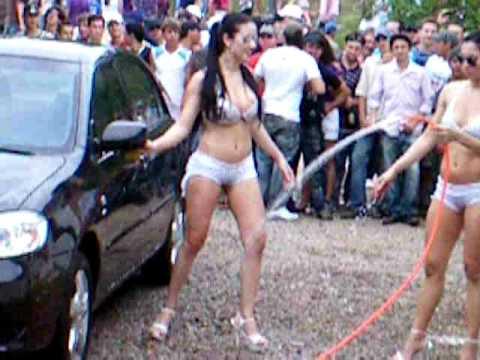 lava girls no clube sargentos