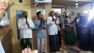 Mahalul Qiyam bersama Habib Adnan bin Husein Al Atthos