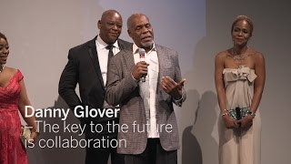 DANNY GLOVER The key to the future is collaboration | TIFF 2016