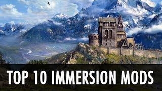 Skyrim: Top 10 Immersion Mods