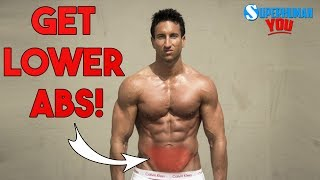 Get Rid Of Lower Belly Fat FAST |  5 Forgotten Lower Abs Exercises You're Not Doing !