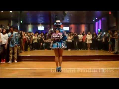 Chica Caporal 2015 Krystal Campos 1er Lugar