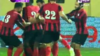 أهداف مباراة (الأهلي vs  الداخلية )...الإسبوع الرابع عشر من الدوري الممتاز2015\2016