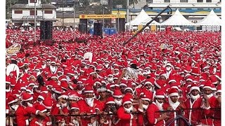 Buon Natale Carol (Merry Christmas) Thrissur 2014 - Guinness World Record