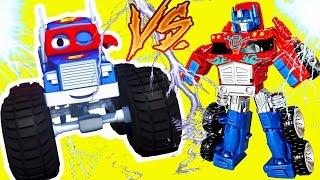 The super adventures of Carl the Super Truck Transformer in Car City ! | Trucks Cartoon for kids