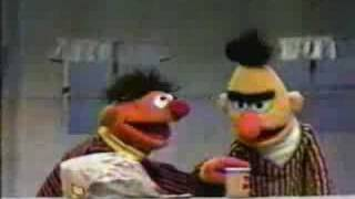 Classic Sesame Street - peanut butter n'bread