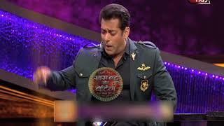 MUST WATCH! Salman Khan UNPLUGGED In Dus Ka Dum!