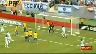 ricky martin la copa de la vida Argentina vs Brasil 2012