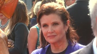 New Details on Carrie Fisher
