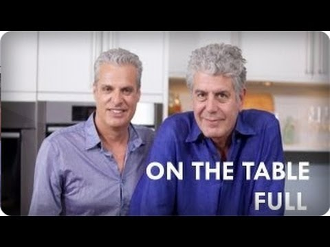 Sex Drugs Rock n Roll and Food with Anthony Bourdain On The Table Ep. 1 Full Reserve Channel