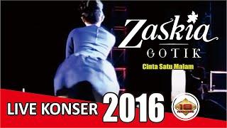 Zaskia Gotik - Cinta Satu Malam  (Live Konser Solo Jateng 2 Oktober 2013)