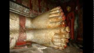 Ceylon / Sri Lanka - Dambulla Höhlentempel / Cave Temple